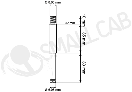 Diagram Sanwa shaft