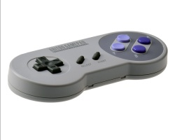 SNES30 WIRELESS BLUETOOTH CONTROLLER