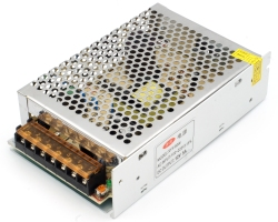Power supply 12V/5A - Terminals