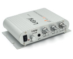 Stereo audio amplifier 2.1 - LEPY LP-838