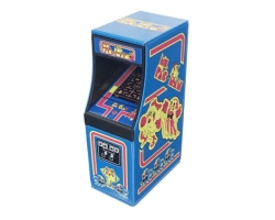 Candy Miss Pac-man cabinet