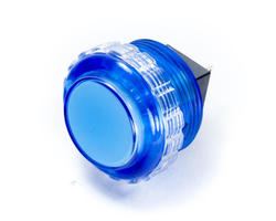 Seimitsu PS-14-KN Button Transparent - Blue