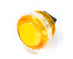 Seimitsu PS-14-KN Button Transparent - Giallo