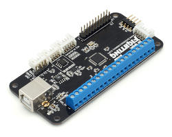 Universal Fighting board pre-solder header
