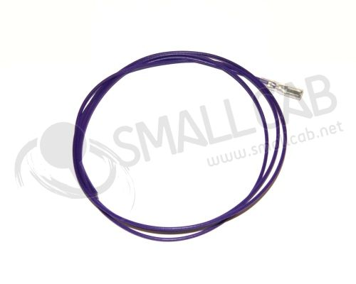 1m cable with 4.8mm terminal