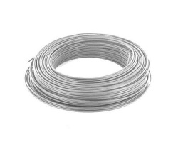 Grey cable - 1mm by 1m