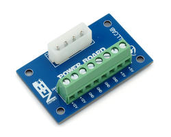 Molex converter to terminal blocks