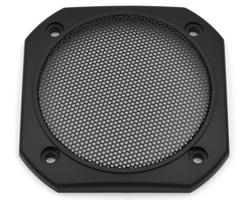 Speaker cover 86mm - Black