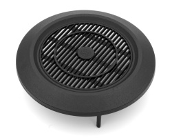 Speaker cover 100mm - Black clipable