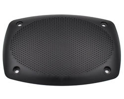Speaker cover 114mm x 166mm - Black