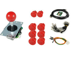Kit Joystick buttons SANWA with USB interface