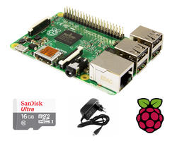 Kit RaspBerry Pi3 B - 16Go