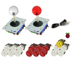 Kit Raspberry Zippy joysticks / arcade buttons