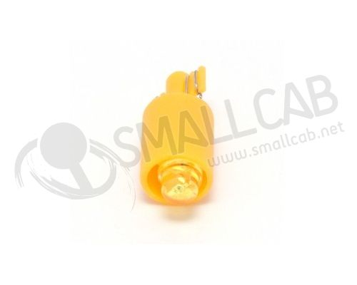 Wedge light - led 12V yellow