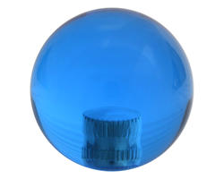 KORI balltop transparent blue