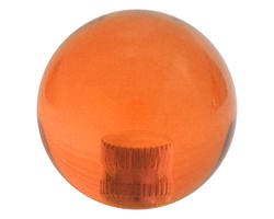 KORI balltop transparent orange