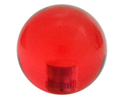 KORI balltop transparent red