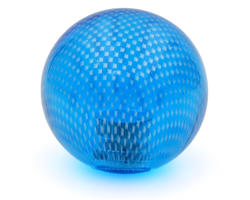 KORI mesh balltop transparent blue