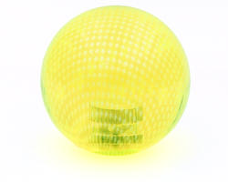 KORI mesh balltop transparent yellow