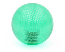 KORI mesh balltop transparent green