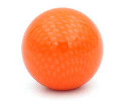 Meshball orange ball top