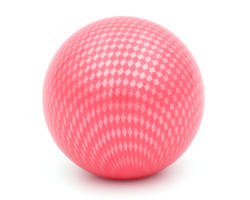 Meshball pink ball top