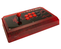 Qanba Q4 raf Ice Red - PC / Ps3 / x360