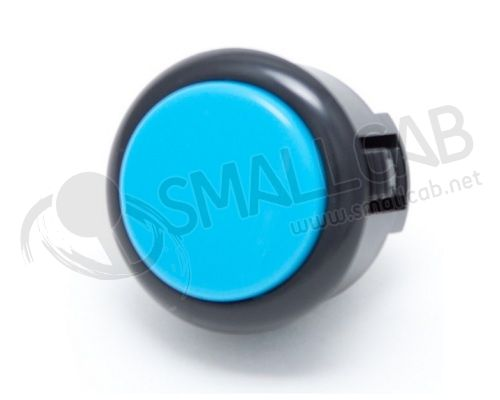 Sanwa OBSF-30-K - Blue and black rim