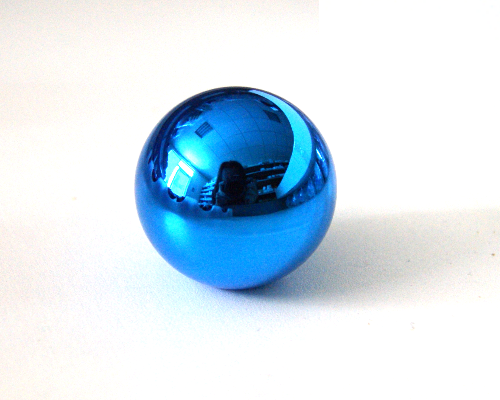 Ball Top Metallic Blue - Sanwa LB-35
