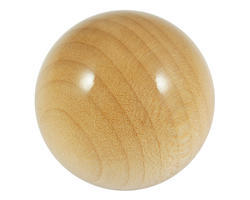 Sanwa balltop - Light Maple Wood