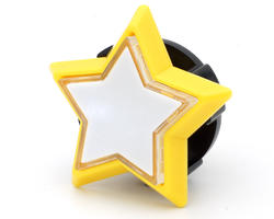 White Star Button - Sanwa OBSA Y 60THO-W