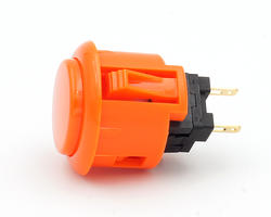 Sanwa OBSF 24mm - Orange