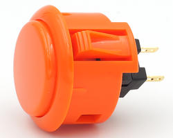 Sanwa OBSF 30mm - Orange