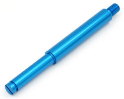 SmallCab JL-S9F - Long light blue aluminum shaft