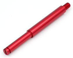 SmallCab JL-S9F - Long red aluminum shaft