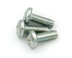 Pack of 3 Williams ball lance mounting screws