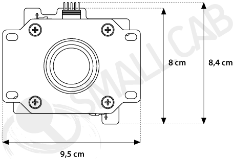 Seimitsu LSX-NOBI-01-STD Diagram