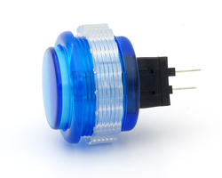Seimitsu PS-14-DN-K 24mm Transparent - Blue