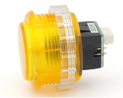 Seimitsu PSL-30N-5W2 bright button Transparent - Yellow