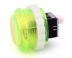 Seimitsu PSL-30N-5W2 bright button Transparent - Light green