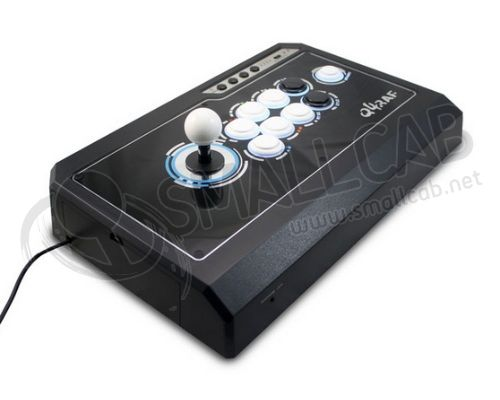 Qanba Q4 raf black - PC / Ps3 / x360