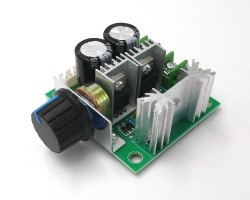 12V 10A  Motor Speed Controller Switch