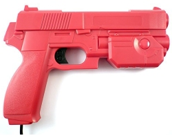 AimTrak Light Gun with recoil - Red