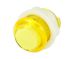 Yellow illuminated button - 24mm AIO
