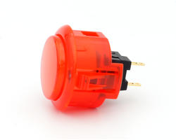 Sanwa OBSC 24mm - Red