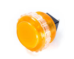 Seimitsu PS-14-KN Button Transparent - Orange
