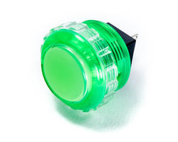 Seimitsu PS-14-KN Button Transparent - Green