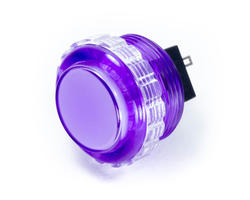 Seimitsu PS-14-KN Button Transparent - Purple