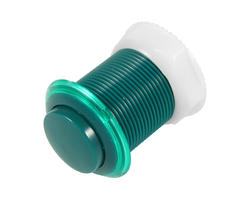 Eco Green Button 28mm screw