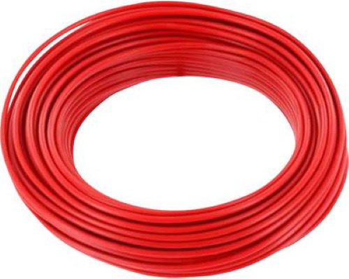 Red cable - 0.5mm by 1m